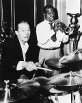 Bing Crosby with Louis Armstrong_1