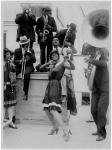 Sonny Clay and the Colored Idea_with Ivie Anderson_arriving at Sydney_1928_2_t0d40