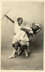 Rudy and Fredy Walker, c. 1903 postcard # 142/5