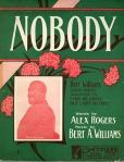 1905-Nobody-Alex Rogers and BertWilliams-1