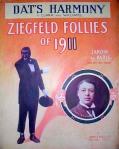 1911_Ziegfeld-Follies-Dat's-Harmony_Bert Williams_2