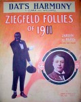 1911_Ziegfeld-Follies-Dat's-Harmony_Bert Williams_2