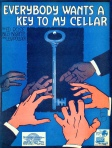 1919_Everybody Wants a Key to My Cellar_Bert Williams_dm_1_f50