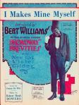 1920_I Makes Mine Myself_Broadway Brevities_BertWilliams_1_f40