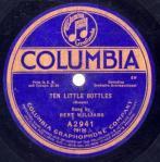1920_Ten Little Bottles (Monaco)_BertWilliams_1