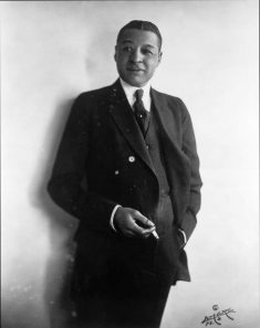 Bert Williams portrait 1-f25
