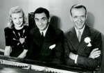 Ginger Rogers, Irving Berlin, Fred Astaire_2