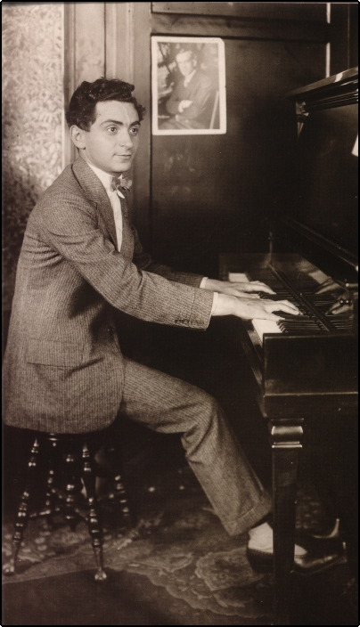 Image result for young irving berlin