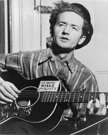 Woody Guthrie-This Machine Kills Fascists-1