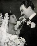 Hazel Scott weds Adam Clayton Powell_2