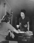 Hazel Scott_Democratic Party Headquarters_1944_presents Jar for FDR_1_f40