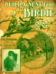 Build a Nest For Birdie-feat. Aida Overton Walker, 1906