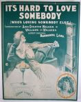 It's Hard to Love Somebody-feat. Aida Overton Walker, Bandanna Land, 1908