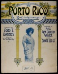 Porto Rico (Ford Dabney), 1910, featured by Aida Overton Walker, Smart Set Co-1a