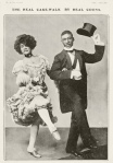 Aida Overton Walker and Georger Walker, Tatler notice for In Dahomey (issue no. 98, May 13,1903)