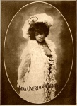 """Aida Overton Walker — image appears on sheet music for """"I'd Like to Be a Real Lady,"""" published in1902"""