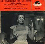 1958 Le désordre et la nuit-Hazel Scott