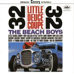 1963_Beach Boys_Little Deuce Coupe_LP_1