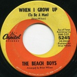 1964_BB_When I Grow Up--She Knows Me Too Well_Capitol 5245_label_1