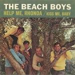 1965_BB_Help Me, Rhonda_Kiss Me, Baby_sleeve_1_f40