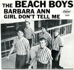 1965_Beach Boys_Barbara Ann_Girl Don't Tell Me (Capitol f 5561)_1