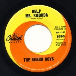 1965_Beach Boys_Help Me, Rhonda_Capitol 5395_label-1