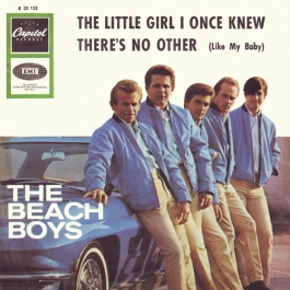 1965_Beach Boys_Little Girl I Once Knew_There's No Other_1