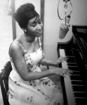 beautiful Aretha Franklin, August 1960