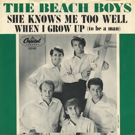 1964_Beach Boys_When I Grow Up_She Knows Me Too Well_Capitol 5245_sleeve_2