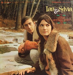 1965 Early Morning Rain-Ian & Sylvia-Vanguard ‎VSD-79175