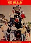 1965 Kiss Me, Baby-Beach Boys-sheet music-d63-sh8-hx10