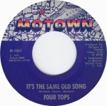 1966_Four Tops_It's the Same Old Song_Motown 1081_1
