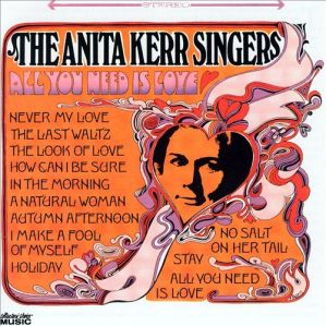 1967_Anita Kerr Singers_All You Need is Love-1