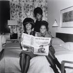 Supremes_1964 at Amsterdam Hilton_by Ben van Meerendonk_1