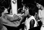 Supremes_c. 1965_Diana applying makeup on Mary_1_f10