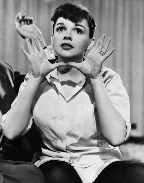 "Judy Garland Gallery: ""Someone At Last"" Number, From A ..."