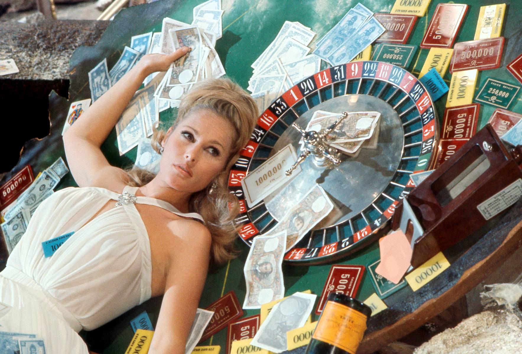 ursula andress casino royale