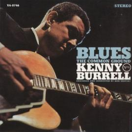 1968 Blues,The Common Ground-Kenny Burrell, Verve Records V6-8746 (1)