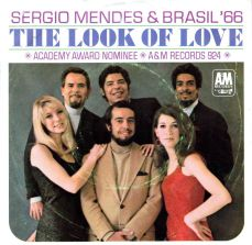 1968 The Look of Love (A&M 924) Sergio Mendes and Brasil '66