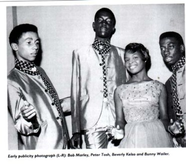 Bob Marley & the Wailers, c.1965
