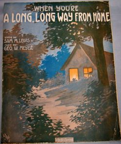 1914_When You're a Long, Long Way From Home_sheet_1_d45