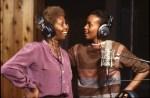 Cissy and Whitney Houston_c. 1979_3