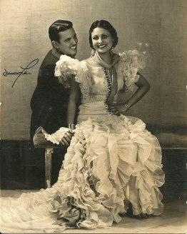 Rita Montaner con Miguel de Grandy 1