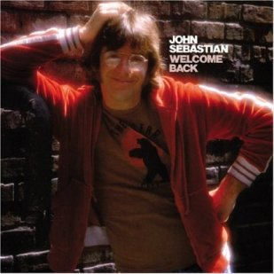 1976 Welcome Back (LP)-John Sebastian-Reprise Records ‎MS 2249