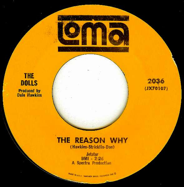 The Reason Why — Linda Burns, The Dolls | Songbook