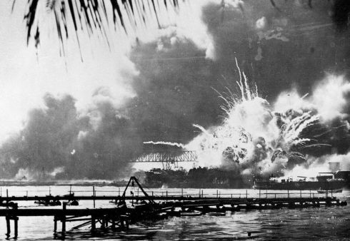 Pearl Harbor attack, 7 December 1941 (1a)
