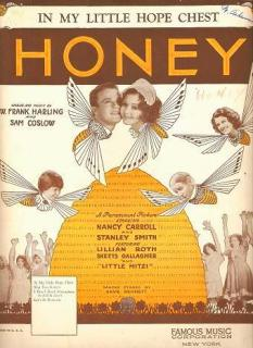 1930 In My Little Hope Chest, from Honey-1-s2