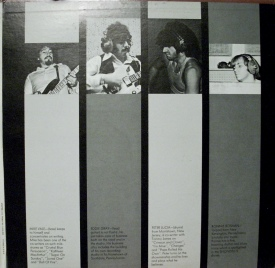 The Best of Tommy James and the Shondells, 1969, gatefold, right