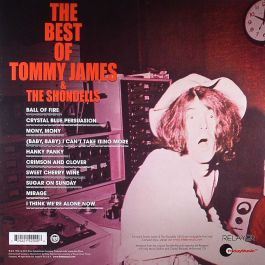 Best of Tommy James and the Shondells, back (2)