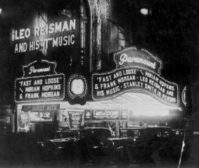 Leo-Reisman-Paramount-Theatre-marquee-1931-cr-d30